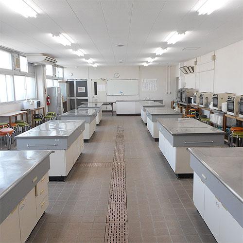 調理実習室(1階)